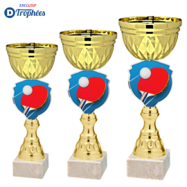 Coupe sportive Economique 8000 Ping-Pong (3 tailles)