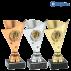Coupe sportive Super Economique S1906 (3 couleurs - Centre Ø25)