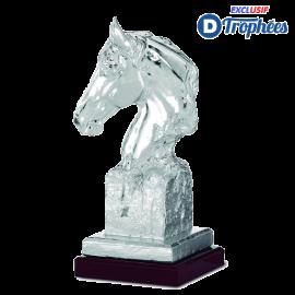 Trophée Sportif en Résine Cheval / Equitation 2456