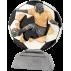 Trophée résine Football FG1265  51 cm Taille XXL