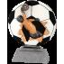 Trophée résine Football Gardien de but FG1025 16 cm