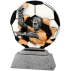 Trophée résine Football Arbitre FG1020 13,5 cm