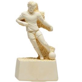 Trophée Pierre du Gard Football 16 cm