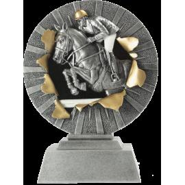 Trophée résine Equitation FG 1251 18 cm
