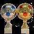 Trophée Ballon de Foot 9745 35,5 cm