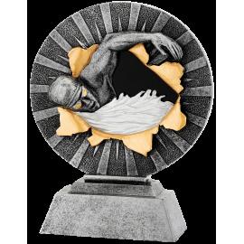 Trophée résine Natation FG 1165 16 cm