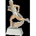 Trophée résine Course à pied Homme PCM 1416 (3 tailles)