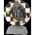 Trophée résine Moto-Cross FG1082  18 cm