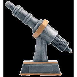 Trophée résine Bougie PCM1103  13,5 cm