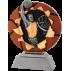 Trophée résine Basket-Ball FG1132  18 cm
