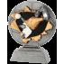 Trophée résine Hand-Ball FG1072  18 cm