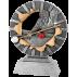 Trophée résine Billard FG1152  18 cm