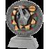 Trophée résine Fléchettes FG1122  18 cm