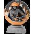 Trophée résine Pompier FG1180  20 cm