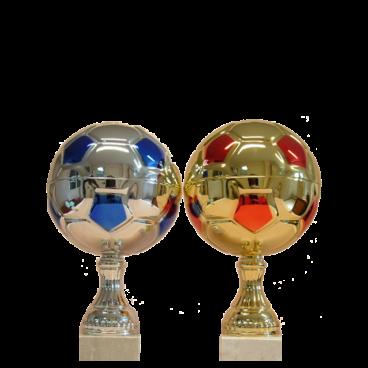 Trophée sportif Ballon de Foot 9740 20,5 cm