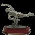 Trophée résine Natation 2151 21 cm