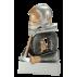 Trophée résine Pompier PCM1465 (3 tailles)